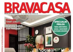 Zavirite u novi broj: BRAVACASA #122