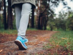 Hodajte na pravi način