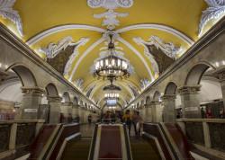 Moskovski metro – podzemni muzej