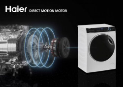 HAIER: 15 GODINA GARANCIJE NA DIRECT MOTION MOTOR