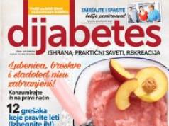 Prelistavamo julsko- avgustovski broj: Dijabetes #31