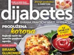 Prelistavamo novi broj: Dijabetes #45