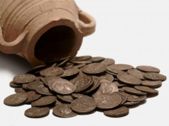 Bakarni novčići oslobađaju bola