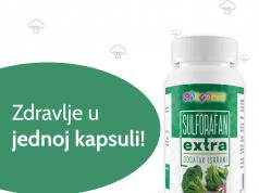 Sulforafan extra – zdravlje u jednoj kapsuli