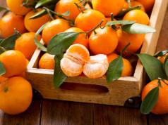 Mandarine za dobro raspoloženje
